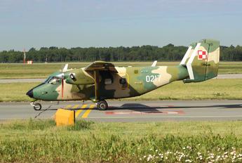 0217 - Poland - Air Force PZL M-28 Bryza