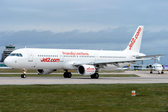 G-POWN - Jet2 Airbus A321