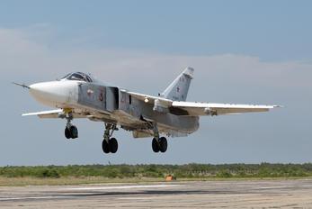 RF-92246 - Russia - Air Force Sukhoi Su-24M