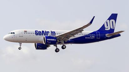 VT-WGA - Go Air Airbus A320 NEO