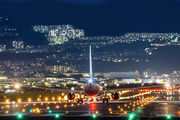 JA63AN - ANA - All Nippon Airways Boeing 737-800 aircraft