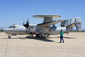 2 - France - Navy Grumman E-2C Hawkeye