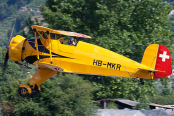 HB-MKR - Private Bücker Bü.133 Jungmeister