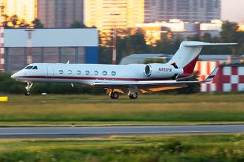 N551PM - Private Gulfstream Aerospace G-V, G-V-SP, G500, G550
