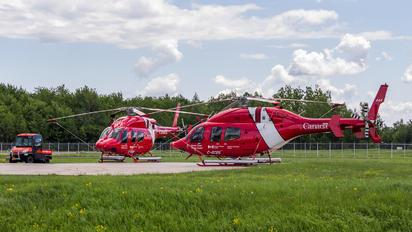 C-GCQS - Canada - Coast Guard Bell 429