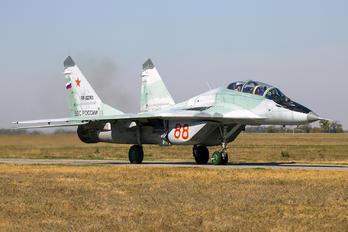 "88 - Russia - Air Force ""Strizhi"" Mikoyan-Gurevich MiG-29UB"