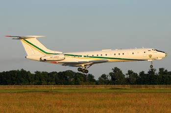 RF-65153 - Russia - Federal Customs Tupolev Tu-134A