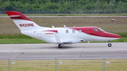 N420HE - Honda Aerospace Honda HA-420 HondaJet