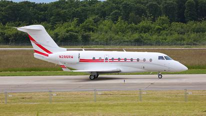 N286RW - Coca Cola Enterprises Inc. Gulfstream Aerospace G280