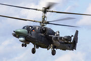 09 - Russia - Air Force Kamov Ka-52 Alligator aircraft