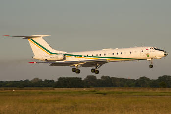 RF-65153 - Russia - Federal Customs Tupolev Tu-134A