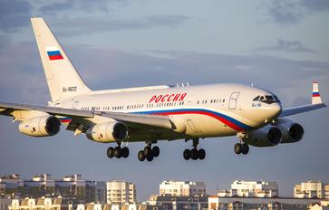 RA-96012 - Rossiya Ilyushin Il-96