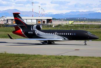 N17XX - Private Dassault Falcon 7X