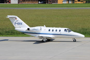 D-ICEE - Private Cessna 525 CitationJet