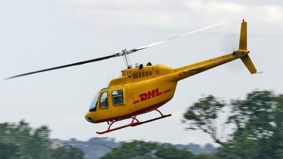 G-SUET - DHL Helicharter Bell 206B Jetranger III