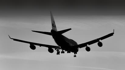 PH-BFA - KLM Boeing 747-400