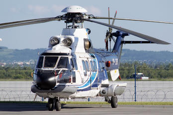 VP-CHR - CHC Netherlands Aerospatiale AS332 Super Puma L (and later models)