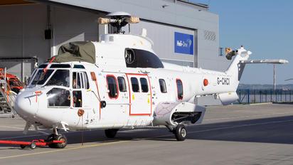 G-CHCI - CHC Scotia Aerospatiale AS332 Super Puma L (and later models)