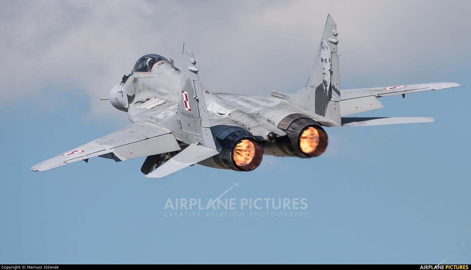 Poland - Air Force 38 aircraft at Malbork