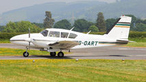 G-OART - Private Piper PA-23 Aztec aircraft