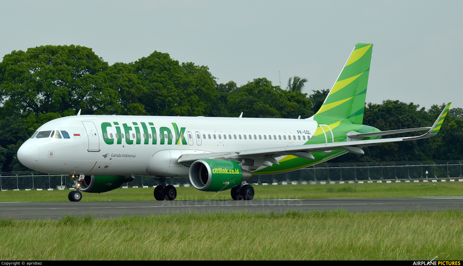 Citilink Airbus A320 | Airplane-Pictures.net