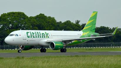 PK-GQL - Citilink Airbus A320
