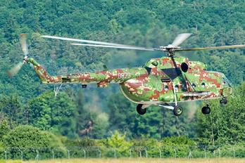 0823 - Slovakia -  Air Force Mil Mi-17