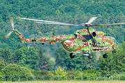 0823 - Slovakia -  Air Force Mil Mi-17 aircraft