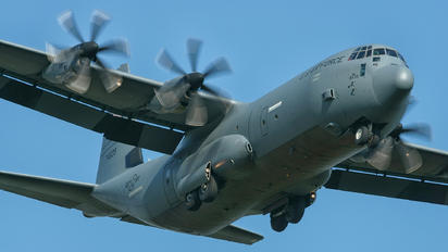 74639 - USA - Air Force Lockheed C-130H Hercules