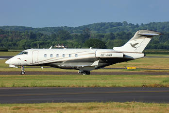 SE-RMA - Private Bombardier BD-100 Challenger 300 series