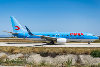 I-NEOU - Neos Boeing 737-800