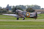G-CFGJ - Private Supermarine Spitfire Ia aircraft