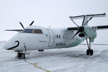 LN-ILS - Widerøe de Havilland Canada DHC-8-100 Dash 8