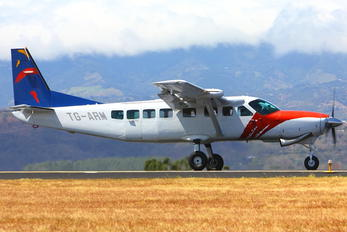 TG-ARM - Private Cessna 208 Caravan