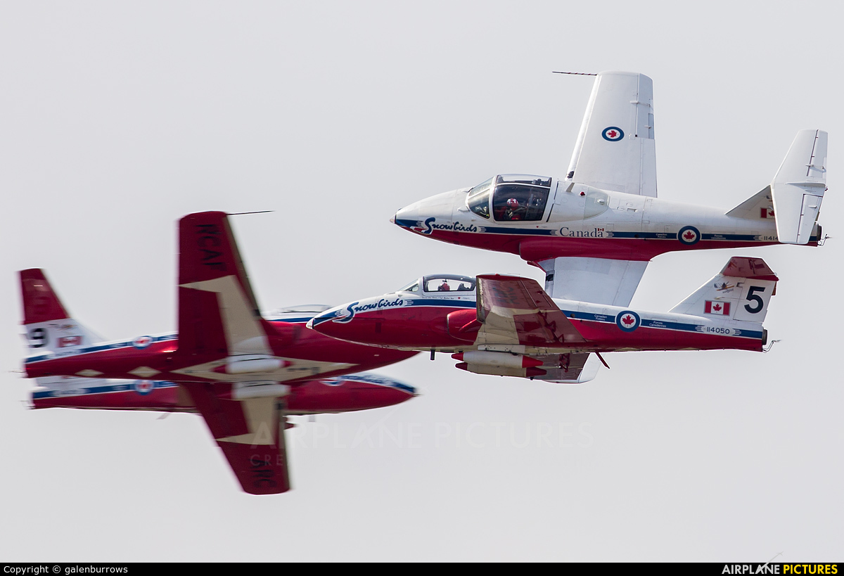 Canada - Air Force 114050 aircraft at Trenton Airport
