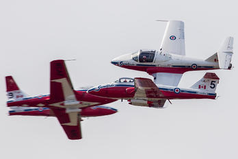 114050 - Canada - Air Force Canadair CT-114 Tutor