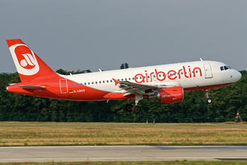 D-ABGQ - Air Berlin Airbus A319