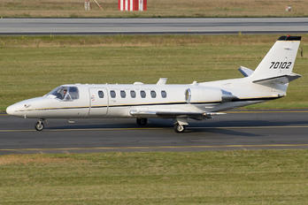 97-0102 - USA - Army Cessna UC-35A Citation Ultra