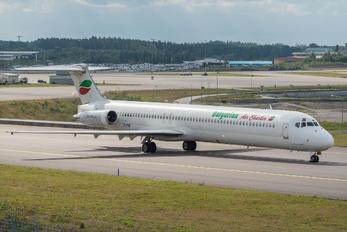 LZ-LDW - Bulgaria Air McDonnell Douglas MD-82
