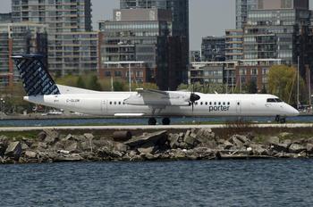 C-GLQM - Porter Airlines de Havilland Canada DHC-8-400Q / Bombardier Q400