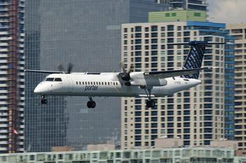 C-GKQF - Porter Airlines de Havilland Canada DHC-8-400Q / Bombardier Q400