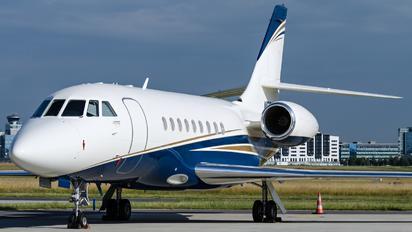 N898CT - Private Dassault Falcon 2000