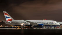 G-ZBJD - British Airways Boeing 787-8 Dreamliner aircraft