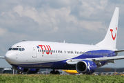 YR-BMC - TUI Airlines Netherlands Boeing 737-800 aircraft
