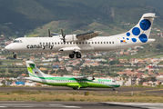 EC-LZR - CanaryFly ATR 72 (all models) aircraft