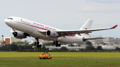 7T-VJV - Air Algerie Airbus A330-200