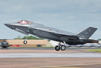 12-5052 - USA - Air Force Lockheed Martin F-35A Lightning II