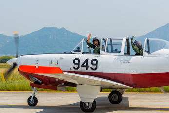 86-5949 - Japan - Air Self Defence Force Fuji T-7