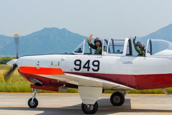 86-5949 - Japan - Air Self Defence Force Fuji T-7