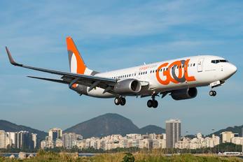 PR-GYC - GOL Transportes Aéreos  Boeing 737-800